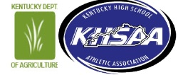 KHSAA and Ky Ag Dept