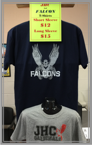 JHC and Falcon Shirts