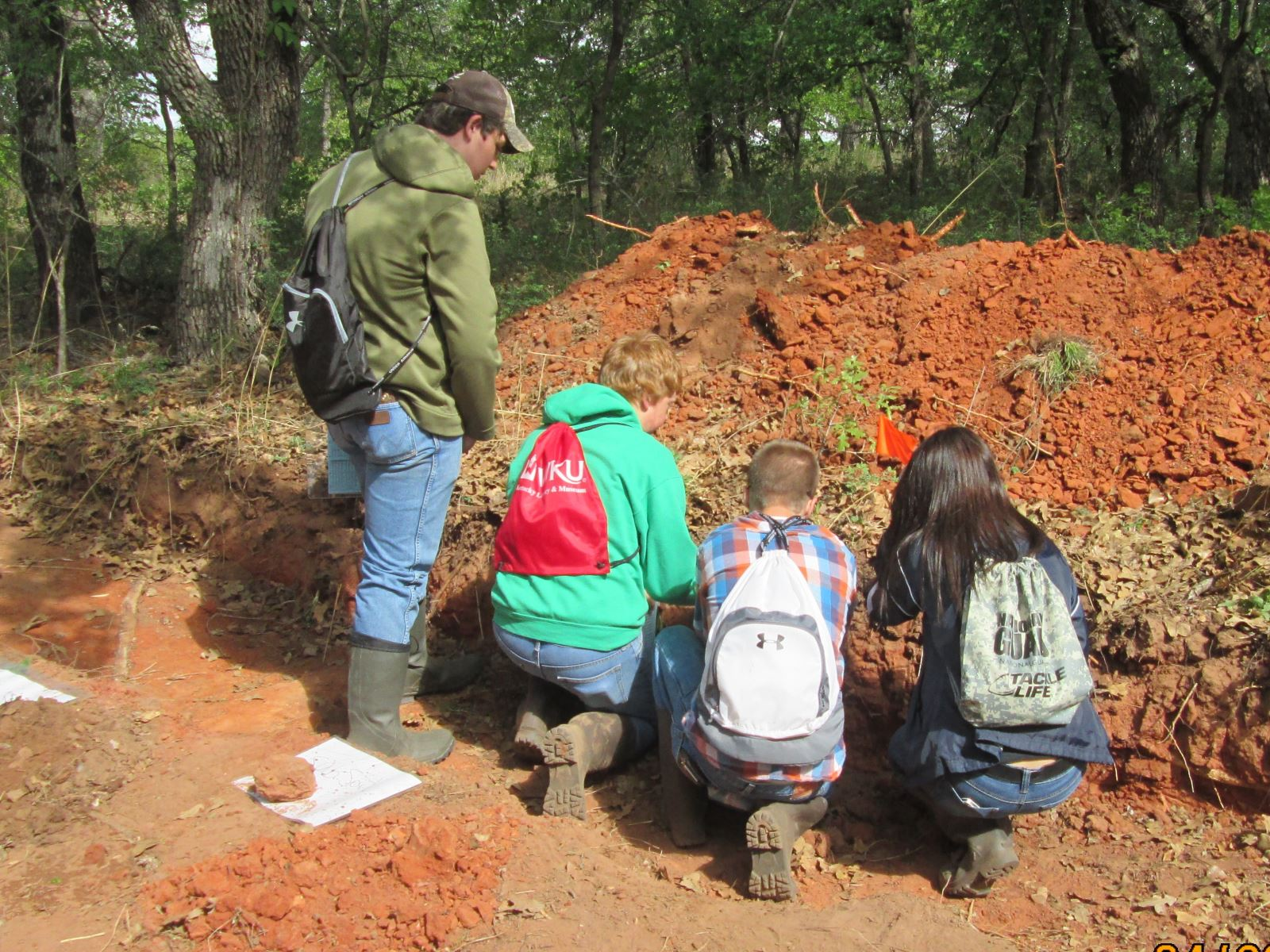 Monroe county schools for Soil judging