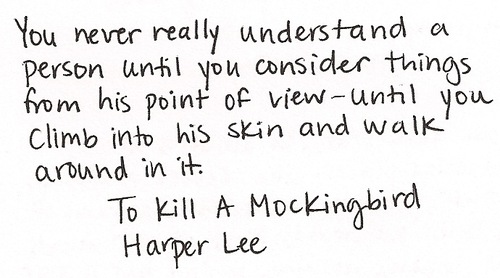 Relevance about racism during Harper Lee's narrative